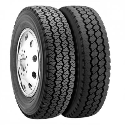 Duravis M724 Tires